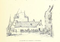 Image taken from page 493 of 'Zig-Zags en Bretagne, etc. [Illustrated.]' | by The British Library