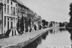 Lange Gracht Maarssen (jaartal: 1930 tot 1940) - Foto's SERC