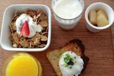 Por qué es importante desayunar todos los días