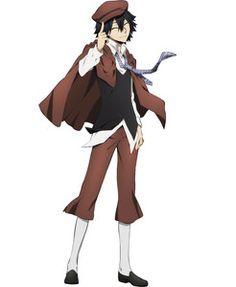 Seiyuu: Hiroshi Kamiya Personaje: Rampo Edogawa