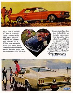 1969 FORD MUSTANG FASTBACK BOSS 429 A3 POSTER AD ADVERT ADVERTISEMENT BROCHURE