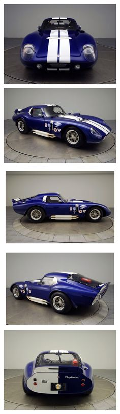 1965 Shelby Cobra Daytona 451
