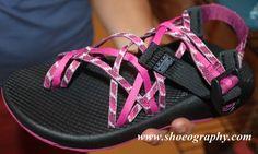 Chaco Footwear Spring 2015 #sportsandal #pink