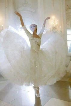 I like is ballerina because she's so pretty and I really like her moves as a ballerina