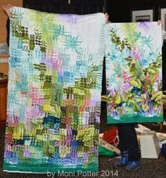Queanbeyan Quilters Inc.: Learn how to make a fractured quilt