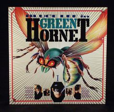 Green Hornet Bruce Lee in Vol 1 2 Set Batman TV Enter The Dragon Japan LD | eBay
