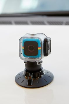 Polaroid CUBE Waterproof Case And Suction Mount - Urban Outfitters