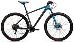 Square logic: the Cube Reaction is a hardtail built for hard trails