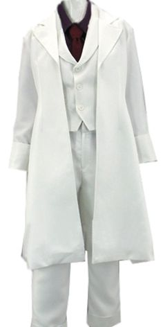 Onecos Hellsing Alucard Cosplay Costume B Style >>> Read more  at the image link.