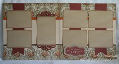 layout by Tina Lovell using CTMH Huntington paper