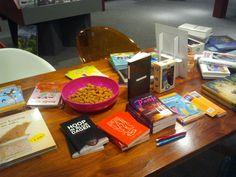 Schrijvers inde boekhandel - 2/12/2012 bij Gianotten