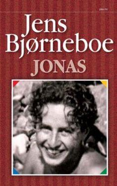 Jonas   Jens Bjørneboe   ARK Bokhandel
