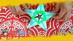 ***¿Cómo hacer una Estrella de Papel?*** En origami podemos hacer muchos diseños con papel. Aquí te mostramos todos los pasos para obtener una estrella... SIGUE LEYENDO EN... http://hogar.comohacerpara.com/n11089/como-hacer-una-estrella-de-papel.html