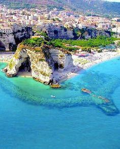 Calabria.