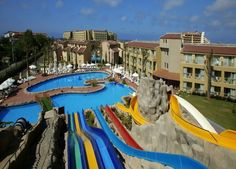 Hotel Silence Beach Resort, Side, Antalya, Turcia Side Antalya, Beach Resorts, Outdoor Decor, Tourism