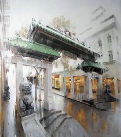 Oil Paintings by Kim Cogan