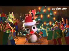 Frohe Weihnachten Zoobe Deutsch - YouTube