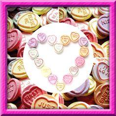 Swizzels Love Hearts - fabulous for Wedding Favours.  What will yours say?!?  #swizzels #lovehearts #weddingfavours