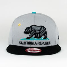 Image result for california bear with heart. Dolores Felipe · California · Compton  Snapback Hat ... 72e8d3da464