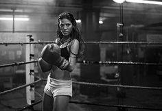 boxer girl | Tumblr