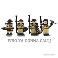 Lego Ghostbusters Ghostbusters, Legos, Charlie Brown, Cool T Shirts, Funny Pictures, Fictional Characters, Funny Pics, Lego, Funny Images