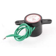 AC 110/220V Industrial Wired Electronic Alarm Buzzer 80dB