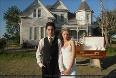 Still from Elvis and Annabelle