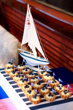 coral & nautical wedding