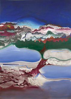 """""""Fire Drip"""" by Elliott Green, 2016."""