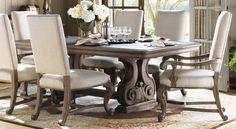 "Stowers San Antonio Dining Room Furniture - ""Provence"""
