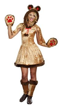 Special Offers Available Click Image Above: Teen In The Jungle Lion Costume - Teenage Costumes
