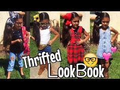 back to school lookbook - YouTube