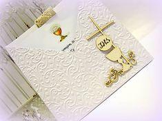MagicArt / Pozvánky na prvé sväté prijímanie: Communion, Decorative Boxes, Decorative Storage Boxes, Community
