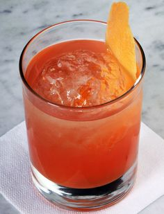 Spring Drinkin:     Plumb the Soul  1.5 oz Tullamore Dew Irish Whiskey  .5 oz Clear Creek Blue Plum Brandy  .25 oz Campari  .75 oz fresh lemon juice  .5 oz honey syrup  2 dashes Peychaud's Bitters  Shake with ice and strain into a rocks glass over ice. Express a slice of grapefruit peel and use as garnish.