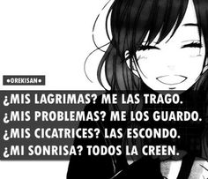 Is my sad life Sad Anime, Anime Love, Anime Triste, Some Quotes, Change Quotes, Sad Love, Creepypasta, Neko, Sentences
