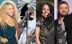 Songs by music industry superstars including Shakira, Sia, Justin Timberlake, and Alicia Keys are advancing to the next round of Oscar voting, as...