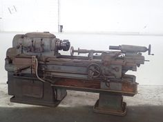 THE HENDEY MACHINE CO 3518S LATHE 18'' X 23'' 07161080033 #THEHENDEYMACHINECO