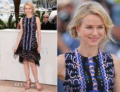 Naomi Watts In Peter Pilotto – 'The Sea Of Trees' Cannes Film Festival Photocall  Naomi Watts attended the photocall for 'The Sea of Trees' during the 68th annual Cannes Film Festival on Saturday (May 16) in Cannes, France.