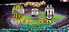 Prediksi Hellas Verona vs Juventus 1 Juni 2015