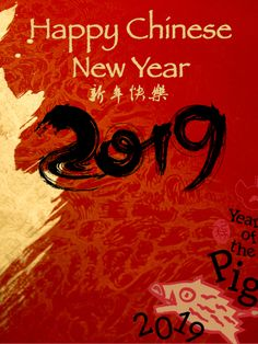 20 Best Chinese New Year Cards in 2019 images  Chinese new