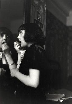 Edith Piaf by Jean Gabriel Seruzier, 1940