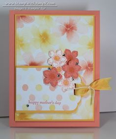 Petite Petals - Stampin' Up! - Stamp With Amy K