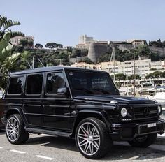 Mercedes-Benz G Wagon  DREAM CAR @Glenn Brown