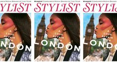 Jubilee!! British Black Beauty and Style in June Tiara Young for Stylist magazine (The London  Edition)