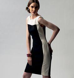 Pattern Reviews> Vogue Patterns> 1329 (Misses Dress)