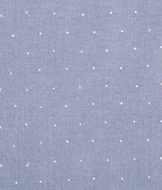 Robert Allen Knot Along Iris Fabric