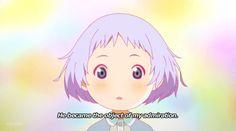 little kao-chan is so cute!