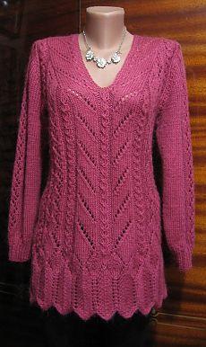 His knitting. Sweater Knitting Patterns, Knitting Designs, Knitting Stitches, Knit Patterns, Hand Knitting, Knit Cardigan Pattern, Knitted Poncho, Tunic Sweater, Strick Cardigan