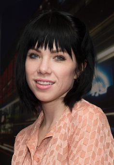 Carly Rae Jepsen, the singer who is all about getting called (maybe), having a good time, and really, really, really, really liking you, has tweaked her haircut to make it edgier. Still sporting a shoulder-grazing...
