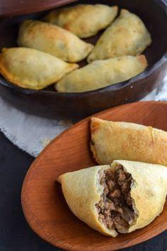 Traditional Chilean Pork Empanadas Recipe in English5